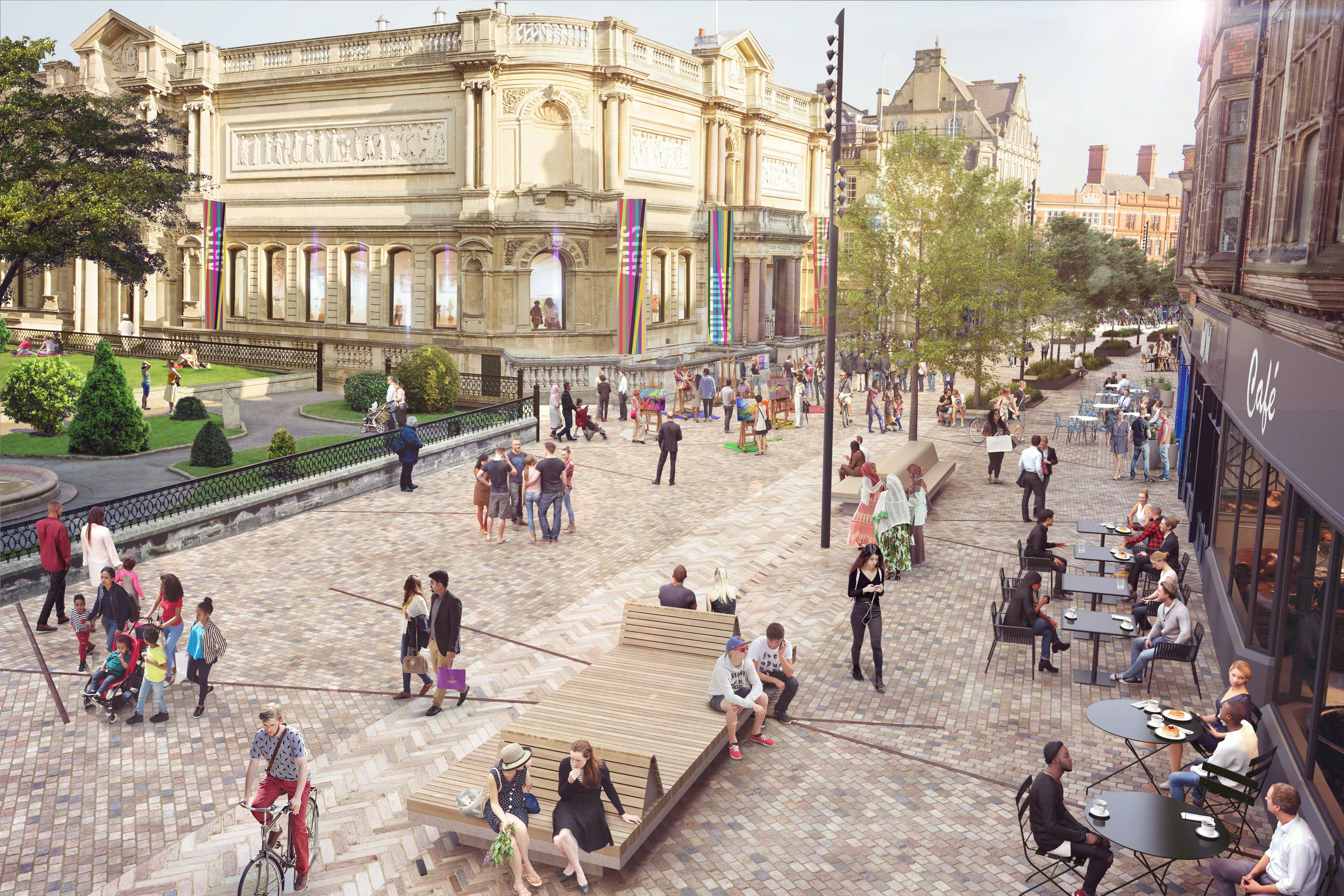 Have your say on city centre Westside Link proposal