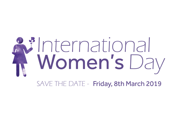 Celebrate International Women's Day