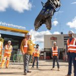 Historic day for Wolverhampton Railway Station scheme