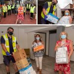 Five million items of vital PPE distributed to frontline workers